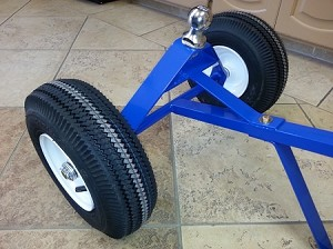 Heavy Duty Trailer Dolly For Boats Campers Trailers
